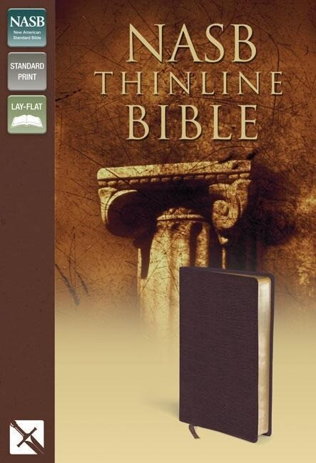 Thinline Bible-NASB als Buch