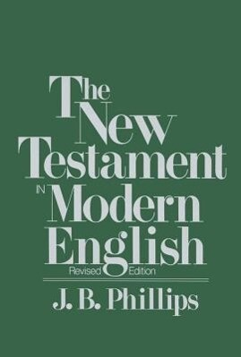 New Testament in Modern English-OE als Taschenbuch
