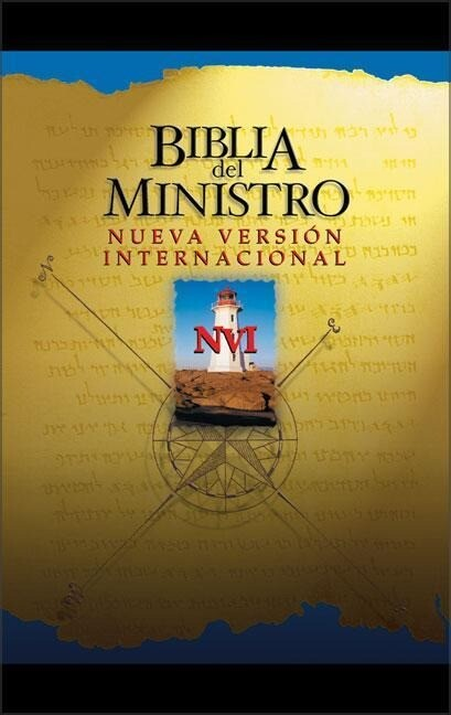 Biblia del Ministro-Nu = Minister's Bible-Nu als Buch