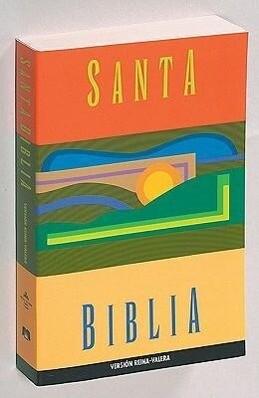 Santa Biblia-RV 1960 als Taschenbuch