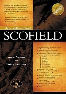 Nueva Biblia de Estudio Scofield-RV 1960 als Buch