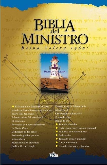 Biblia del Ministro-RV 1960 = Minister's Bible-RV 1960 als Buch