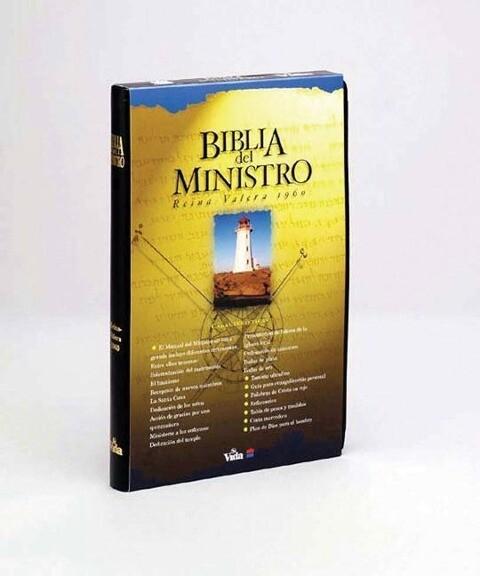 Biblia del Ministro-RV 1960 als Buch