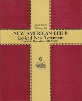 Saint Joseph Bible New Testament-NB-Catholic als Hörbuch