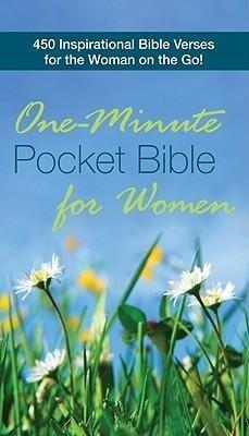 One-Minute Pocket Bible for Women als Taschenbuch