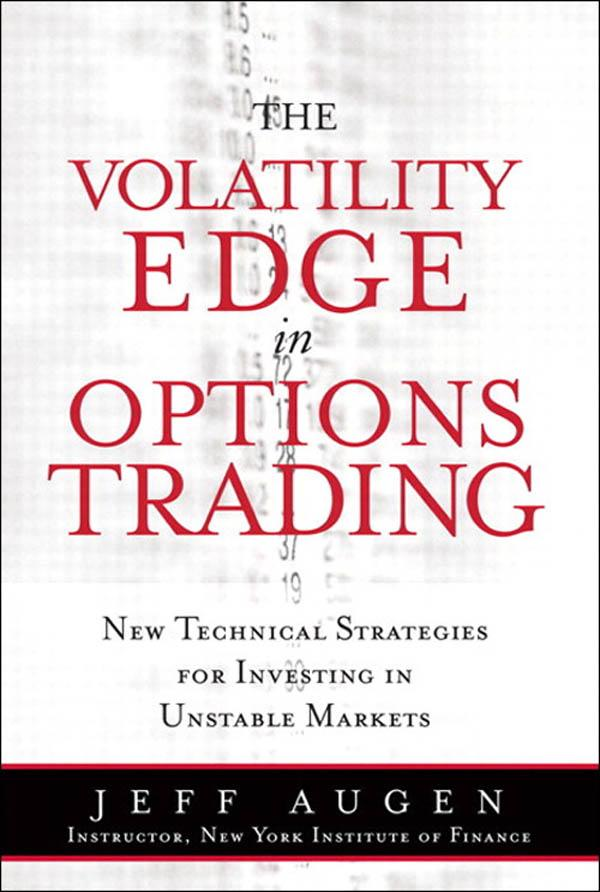 Volatility Edge in Options Trading als eBook Do...