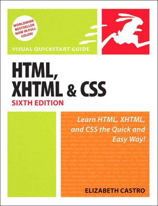 HTML, XHTML, and CSS als eBook Download von Eli...