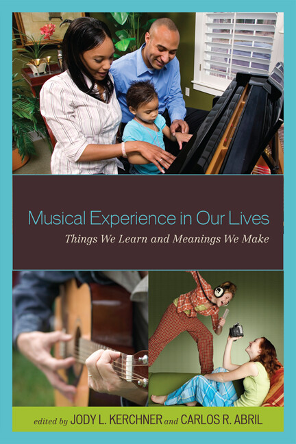 Musical Experience in Our Lives als eBook Downl...