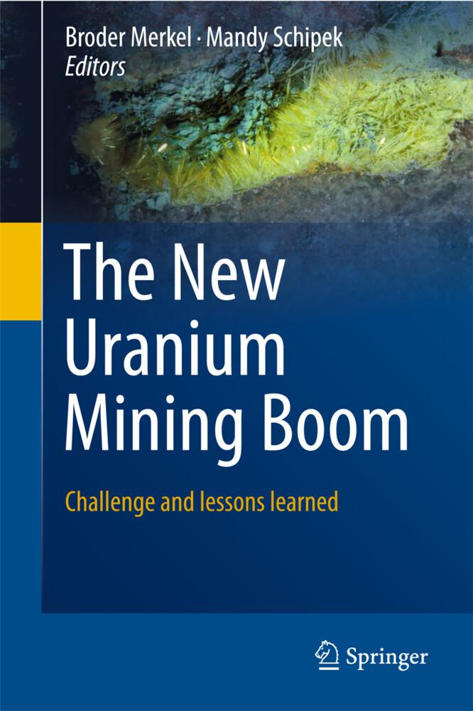 The New Uranium Mining Boom als Buch von