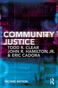 Community Justice als eBook Download von Todd R...