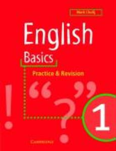 English Basics 1: Practice & Revision als Buch