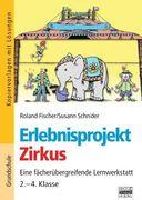 Erlebnisprojekte 2.-4. Klasse - Zirkus