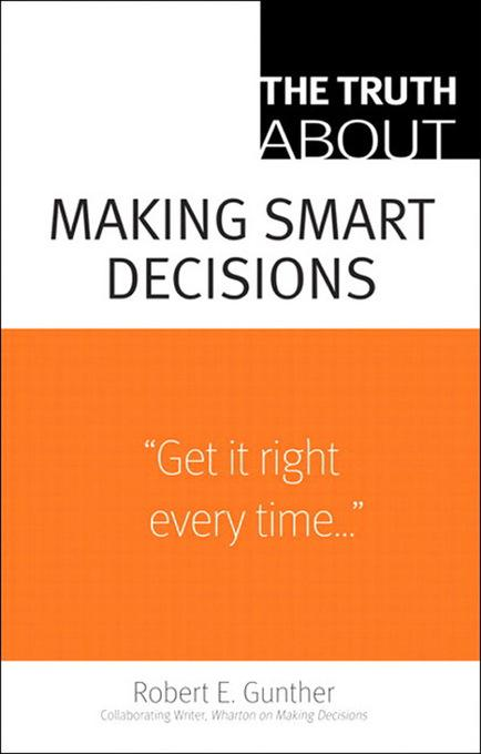 Truth About Making Smart Decisions als eBook Do...
