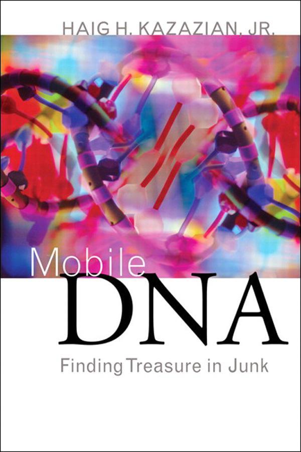 Mobile DNA als eBook Download von Haig H. Kazazian