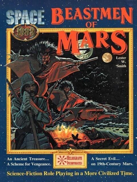 Beastmen of Mars & Canal Priests of Mars als Taschenbuch