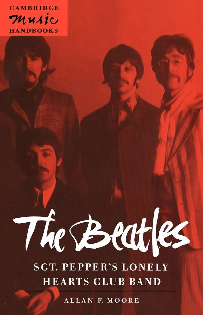 The Beatles: Sgt. Pepper's Lonely Hearts Club Band als Buch