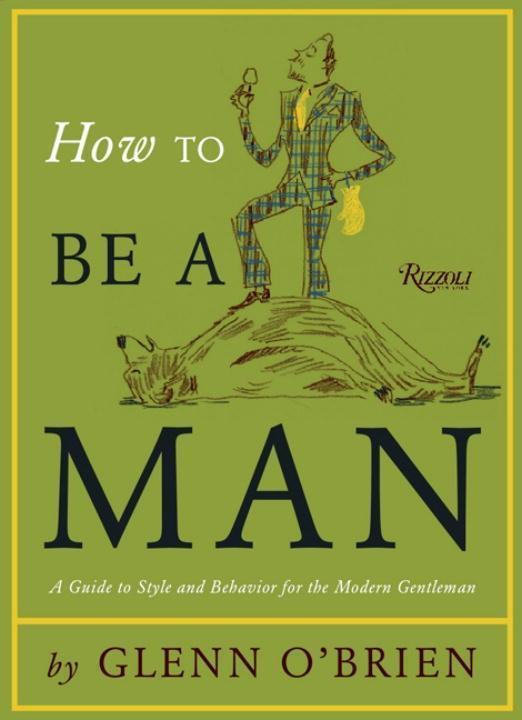 How To Be a Man als eBook Download von Glenn O´...