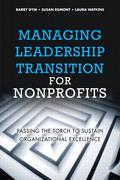 Managing Leadership Transition for Nonprofits
