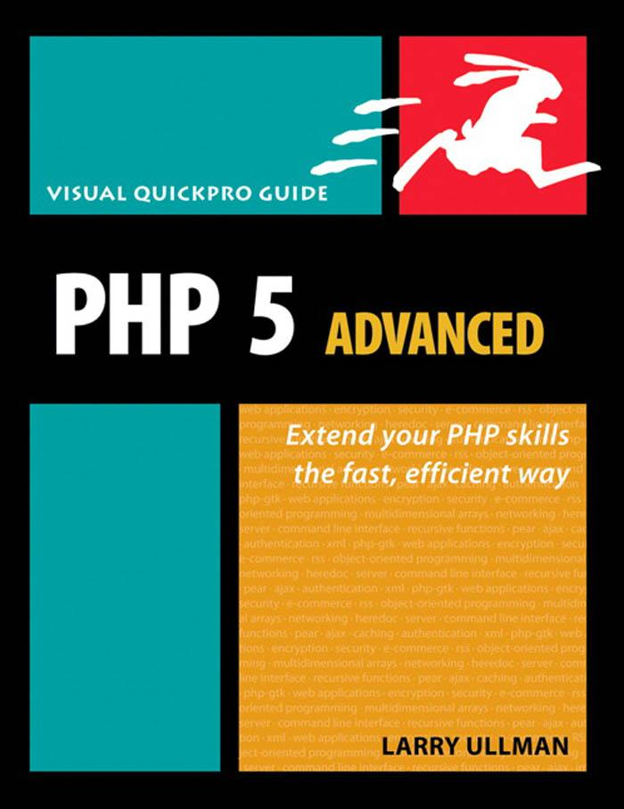 PHP 5 Advanced als eBook Download von Larry Ullman