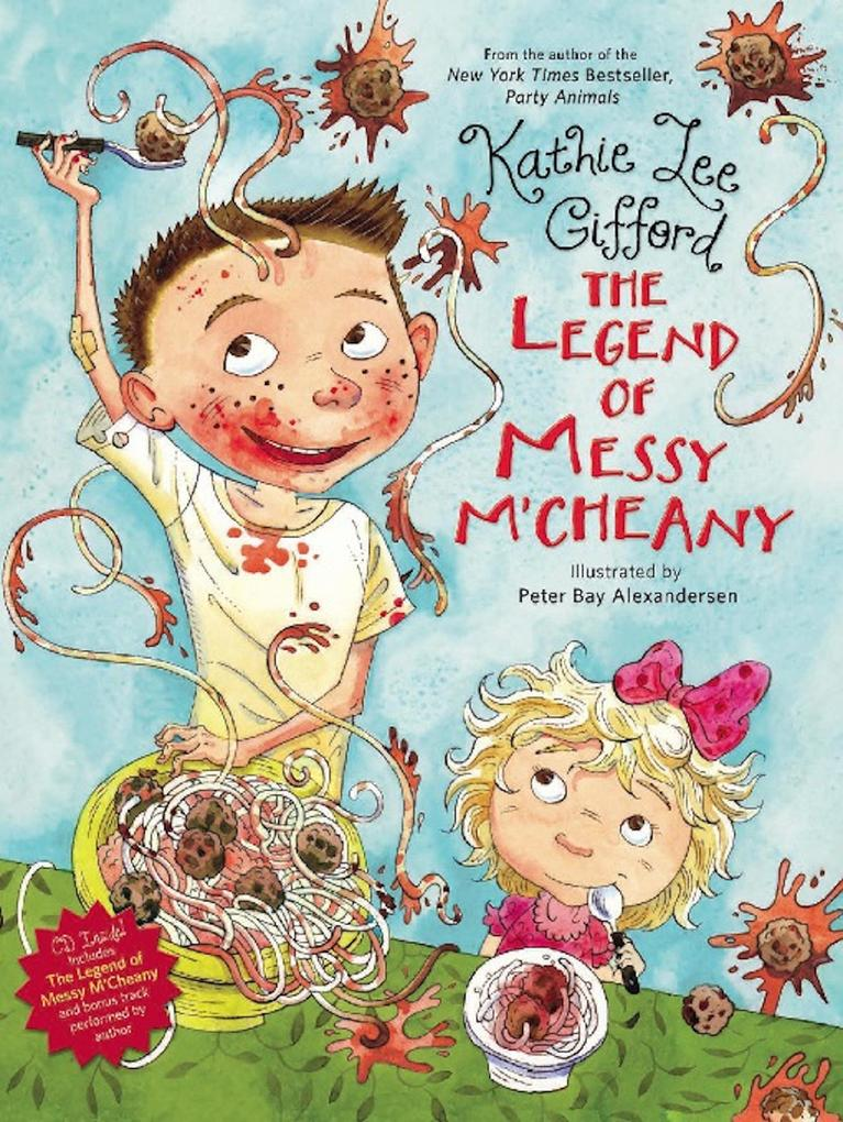 The Legend of Messy M´Cheany als eBook Download...