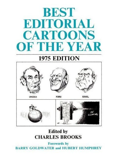 Best Editorial Cartoons of the Year: 1975 Edition als Taschenbuch