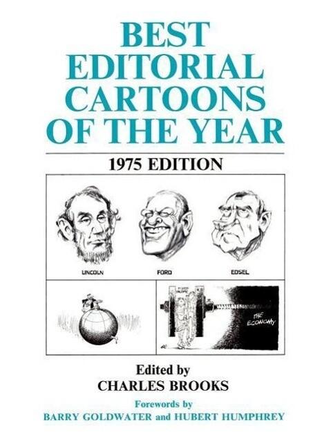 Best Editorial Cartoons of the Year: 1975 Edition als Taschenbuch