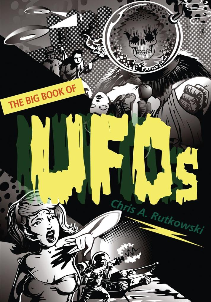 The Big Book of UFOs als eBook Download von Chr...