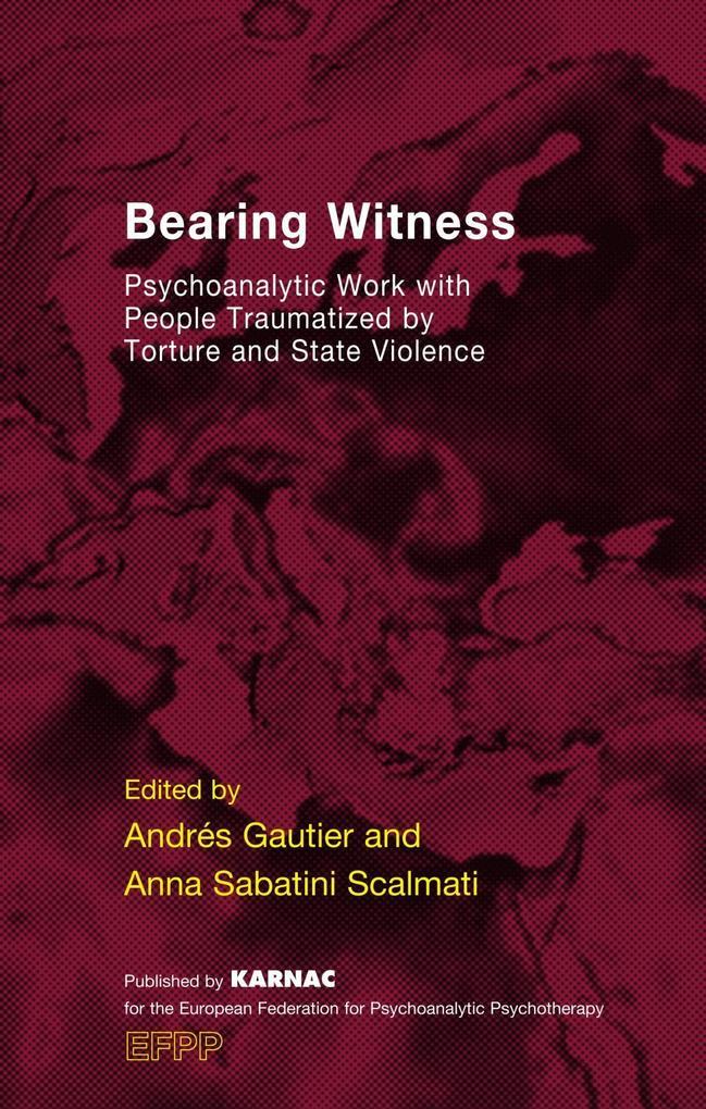 Bearing Witness als eBook Download von