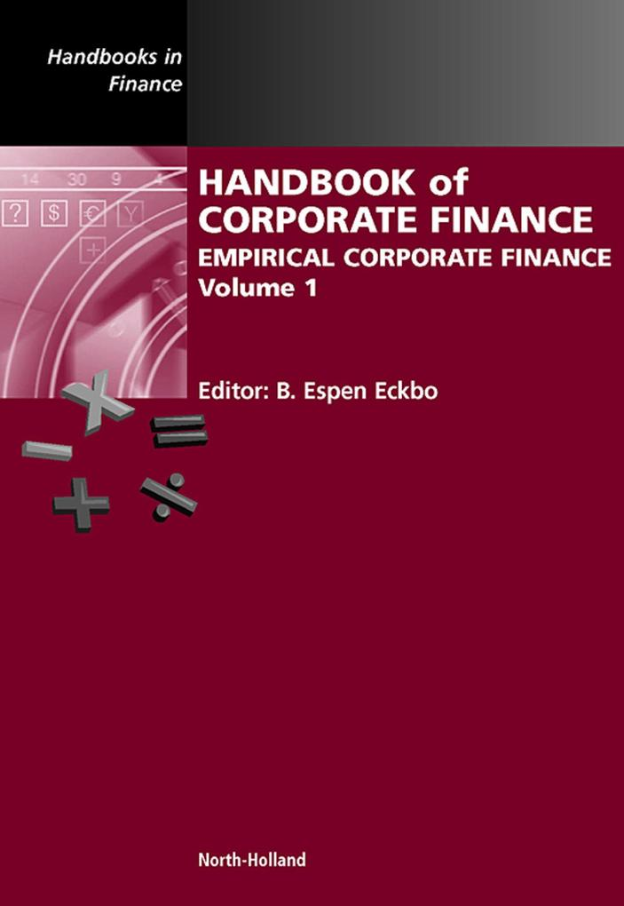 Handbook of Corporate Finance als eBook Downloa...