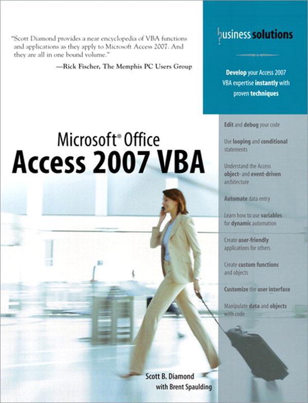 Microsoft Office Access 2007 VBA als eBook Down...