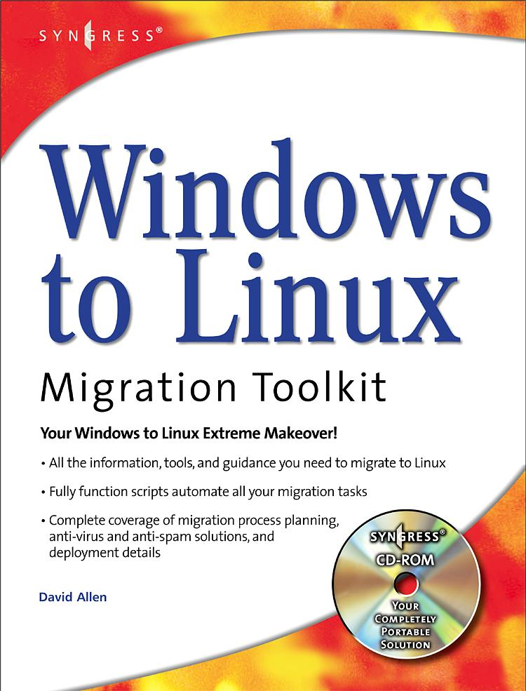 Windows to Linux Migration Toolkit als eBook Do...