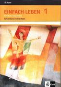 Einfach Leben. Lehrerband 5./6. Schuljahr. Ausgabe S für Rheinland-Pfalz, Baden-Württemberg und das Saarland