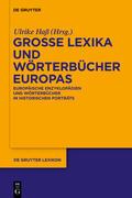 Große Lexika und Wörterbücher Europas