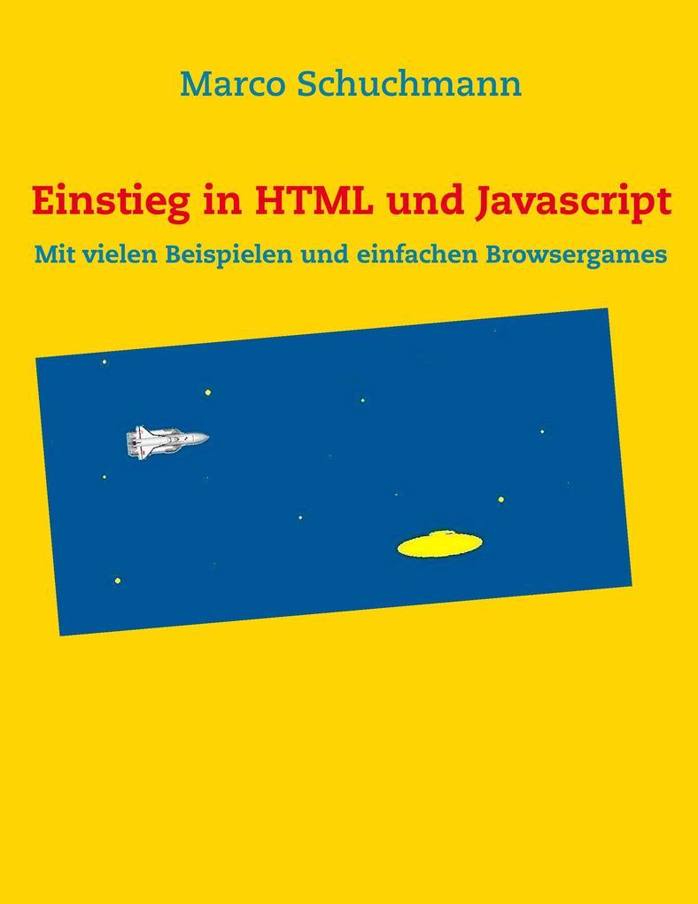 Einstieg in HTML und Javascript als eBook Downl...