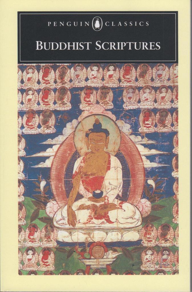 Buddhist Scriptures als Taschenbuch