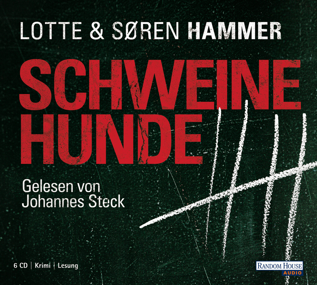 Schweinehunde als Hörbuch Download von Lotte un...