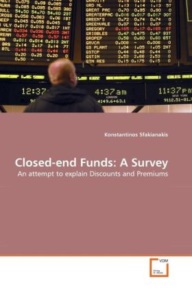 Closed-end Funds: A Survey als Buch von Konstan...