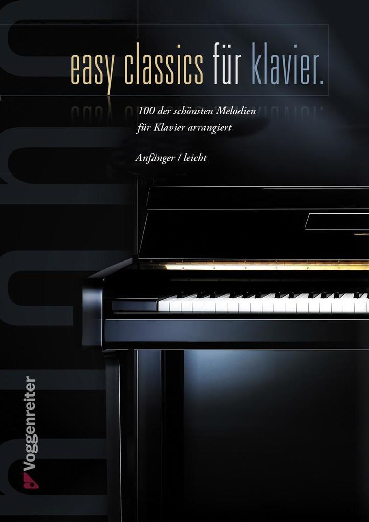 Easy Classics für Klavier als Buch von
