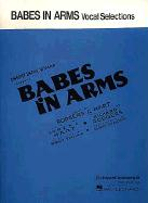 BABES IN ARMS VOCAL SELECTIONS als Taschenbuch