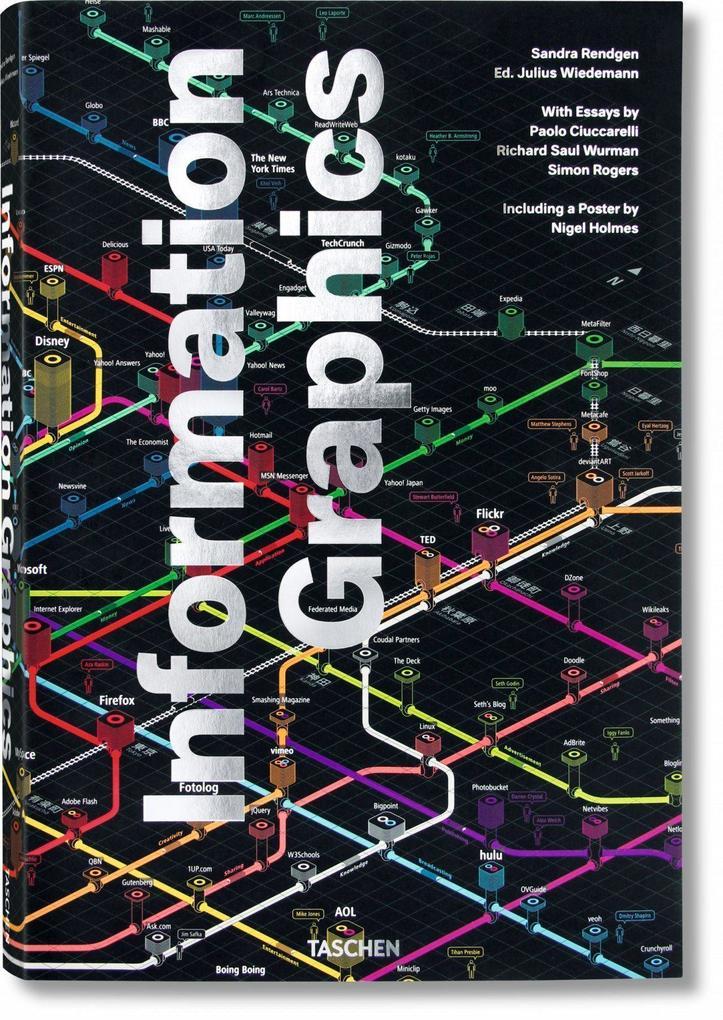 Information Graphics als Buch von Sandra Rendgen
