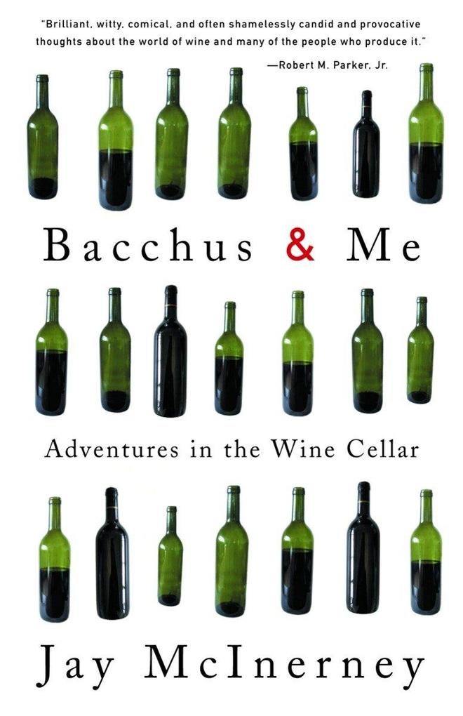 Bacchus & Me: Adventures in the Wine Cellar als Taschenbuch