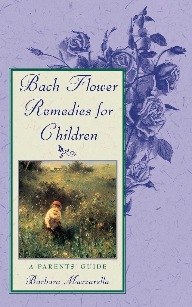 Bach Flower Remedies for Children als Taschenbuch