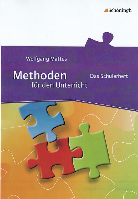 Methoden für den Unterricht als Buch