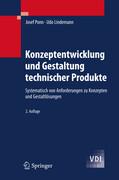 Konzeptentwicklung und Gestaltung technischer Produkte
