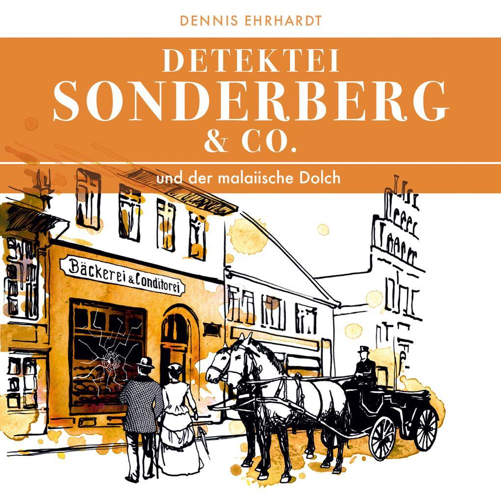 Sonderberg & Co. und der malaiische Dolch, Audi...