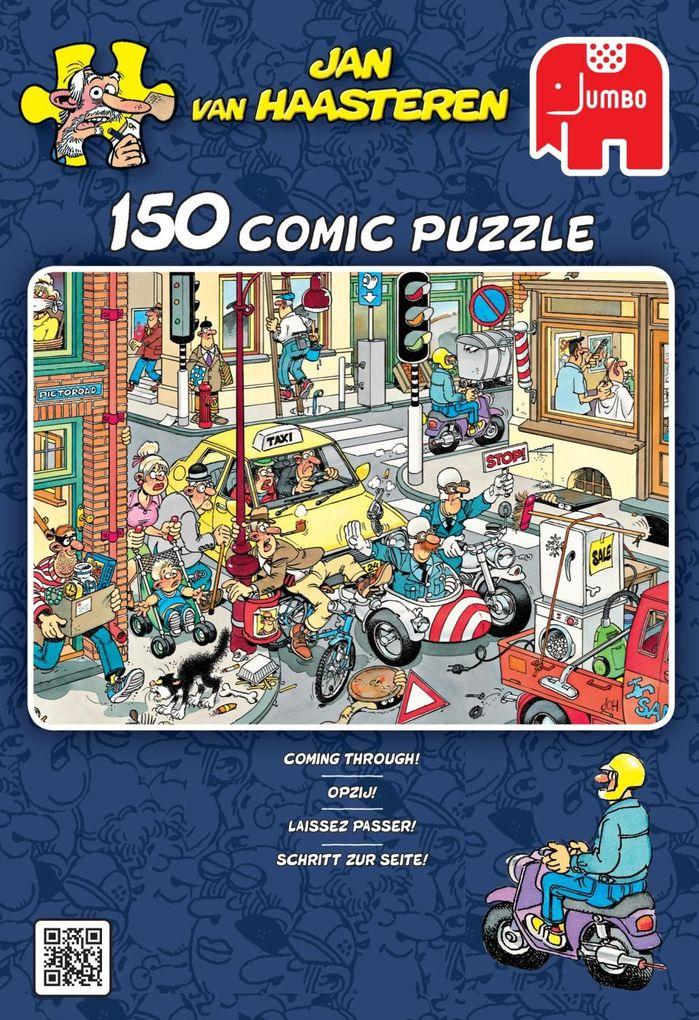 Jumbo Spiele - Puzzle - Jan van Haarsteren - Sc...