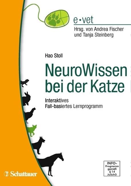 NeuroWissen bei der Katze, DVD-ROM