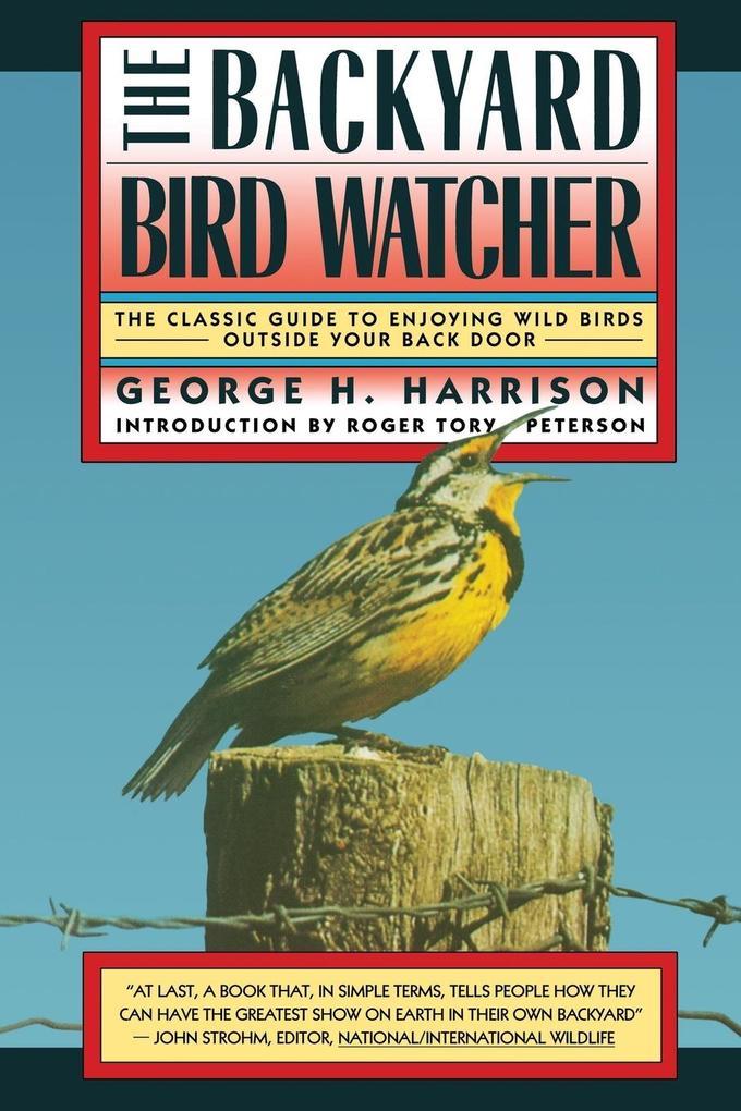 Backyard Bird-Watcher als Buch (kartoniert)