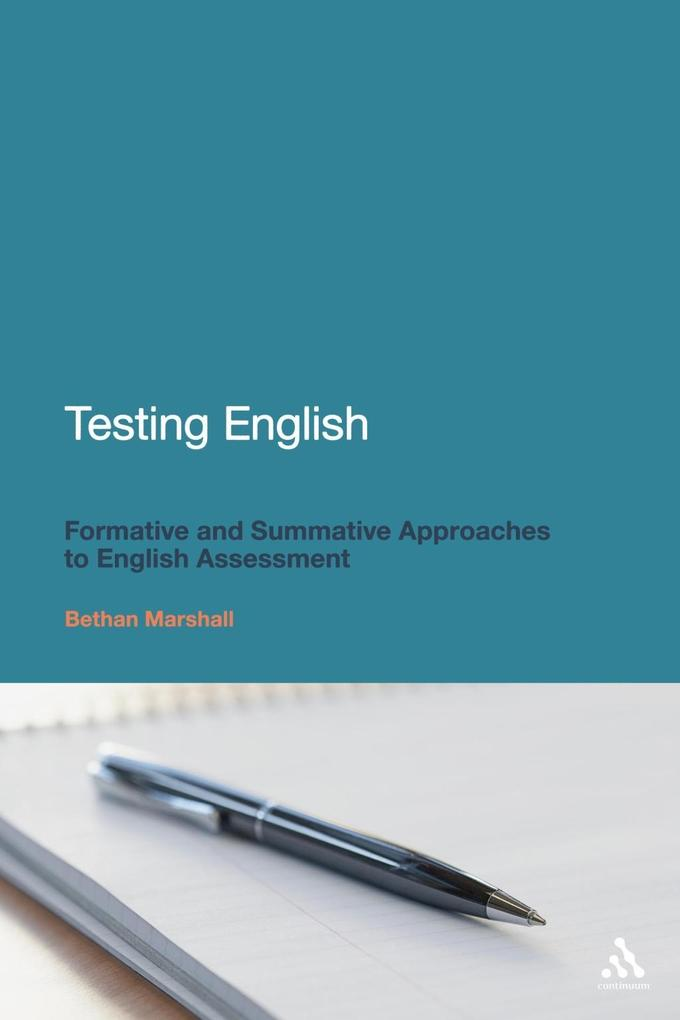 Testing English als eBook Download von Bethan M...
