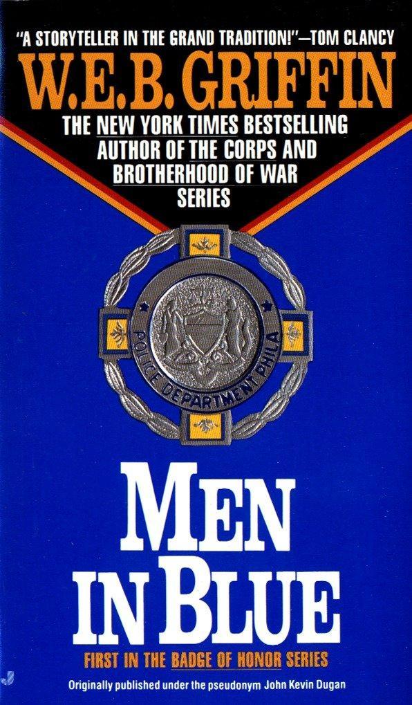 Men in Blue als Taschenbuch